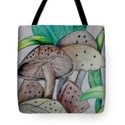 Growing Wild Tote Bag