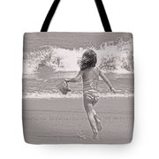 Growing Young Tote Bag