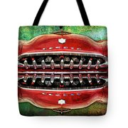 Growling Grill Tote Bag