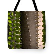 Growth Contrast 2 Tote Bag