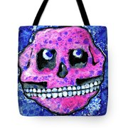 Grumbles The Discontent Purple Tote Bag