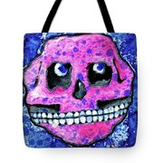 Grumbles, The Discontent Purple Tote Bag