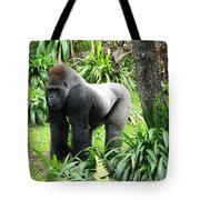 Grumpy Gorilla IIi Tote Bag