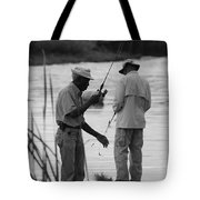 Grumpy Old Men Tote Bag