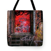 Grunge Junkies Unite Tote Bag