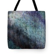 Grunge Texture Blue Ugly Rough Abstract Surface Wallpaper Stock Fused Tote Bag