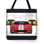 Gt Run Tote Bag