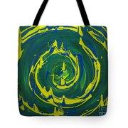 Guacamole Swirl Tote Bag