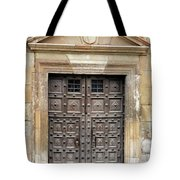 Guadalajara Door 4 Tote Bag