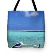 Guam, Agana Bay Tote Bag