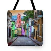 Guanajuato Backstreet Tote Bag
