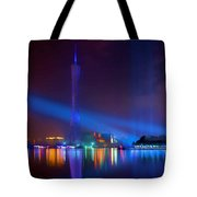 Guangzhou Tv Tower 1 Tote Bag