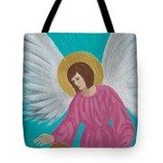 Guardian Angel Tote Bag