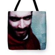 Guardian Of Heaven II Tote Bag
