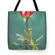 Guardian Of The Rose Tote Bag