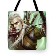 Guardians Of Middle-earth Tote Bag