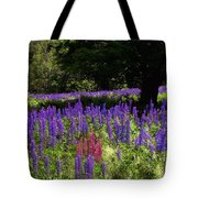 Guardian Of The Lupine Tote Bag