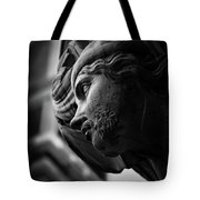 Guarding St. Mark's Tower Tote Bag