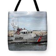 Guarding The Coast Tote Bag