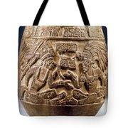 Guatemala: Mayan Vase Tote Bag
