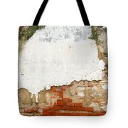 Guatemalan Ancient Wall Antigua Tote Bag
