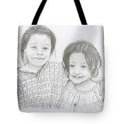 Guatemalan Friends Tote Bag