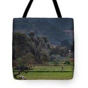 Guatemalan Pastoral Scene 2 Tote Bag