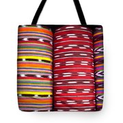 Guatemalan Textiles 2 Tote Bag by Douglas Barnett