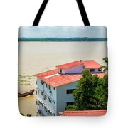 Guayaquil River View Tote Bag