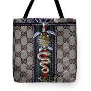 Gucci Monogram With Jewelry 3 Tote Bag