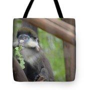 Guenon   4 Tote Bag