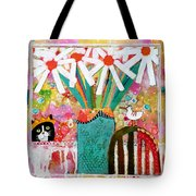 Guess Who Is Coming To Dinner Tote Bag