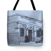 Guest House  Tote Bag