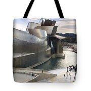 Guggenheim Bilbao Museum Tote Bag