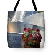 Guggenheim Museum Bilbao - 2 Tote Bag by RicardMN Photography