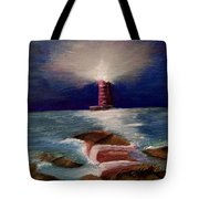 Guiding Night Light Tote Bag
