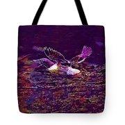 Guillemot Sea Bird Nature Coast  Tote Bag