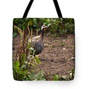 Guineafowl 2 Tote Bag