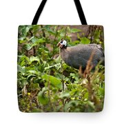 Guineafowl 3 Tote Bag