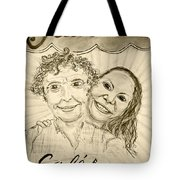 Guinevere's Cafe And Bistro Tote Bag