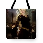 Guinevere's Tears Tote Bag by Mary Hood