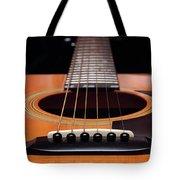 Guitar 12 Tote Bag
