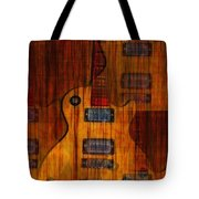 Guitar Army Tote Bag