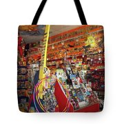 Guitar Dream 2 Tote Bag