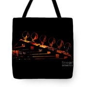 Guitar Head Tote Bag