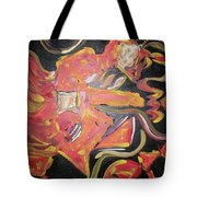 Guitar Jiggy Tote Bag