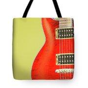 Guitar Pic Tote Bag