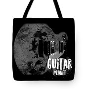 Guitar Planet  Tote Bag