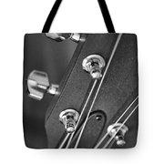 Guitar Study A Tote Bag