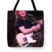 Guitarist Robben Ford Tote Bag